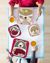 Skip Hop feeding set Bear