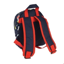 Space rockets, children's club or pre-school backpack