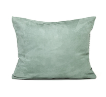 Tapestry soft pillow cover My Basket, 33X27cm, green