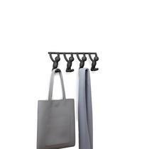 Umbra Buddy 4- door rack, black