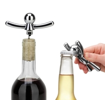 Umbra Buddy corkscrew and bottle opener