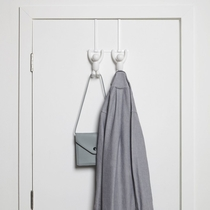 Umbra Buddy door rack, white
