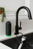 Umbra Penguin Soap dispenser, black