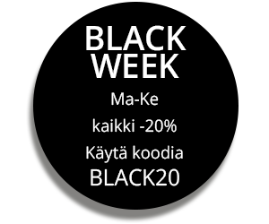 black friday 20 pallukka