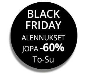 black friday 20 pallukka 2